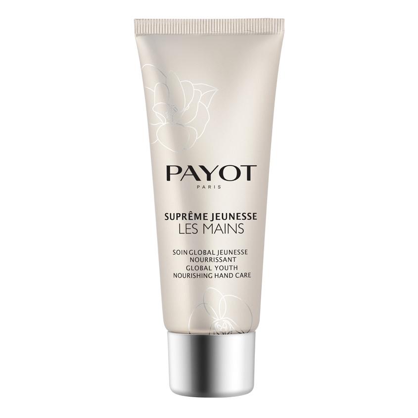 Payot | PAYOT Крем для рук Supreme Jeunesse Les Mains питательный с глобальным антивозрастным эффектом | Clouty