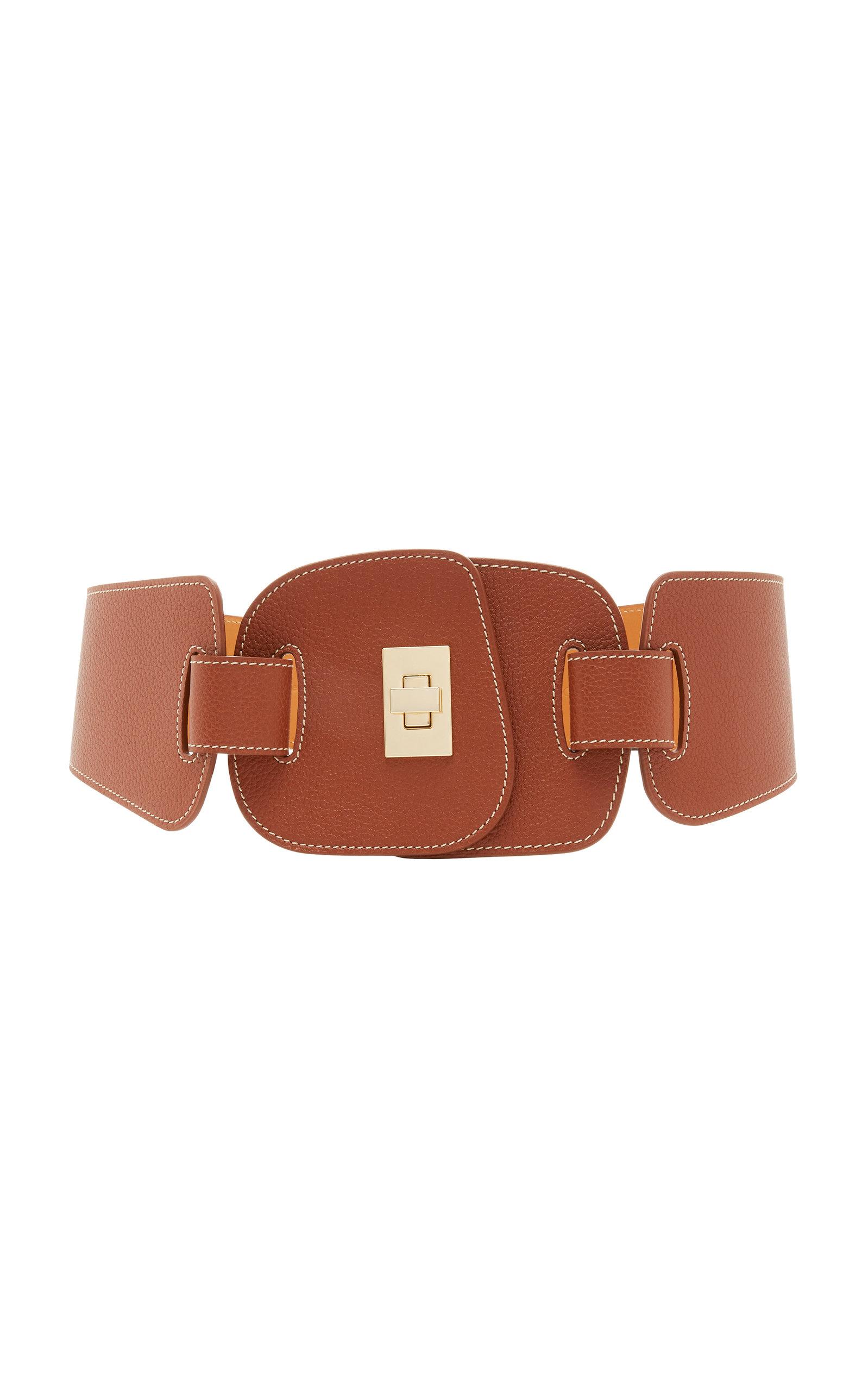 Maison Vaincourt | Maison Vaincourt Leather Waist Belt | Clouty