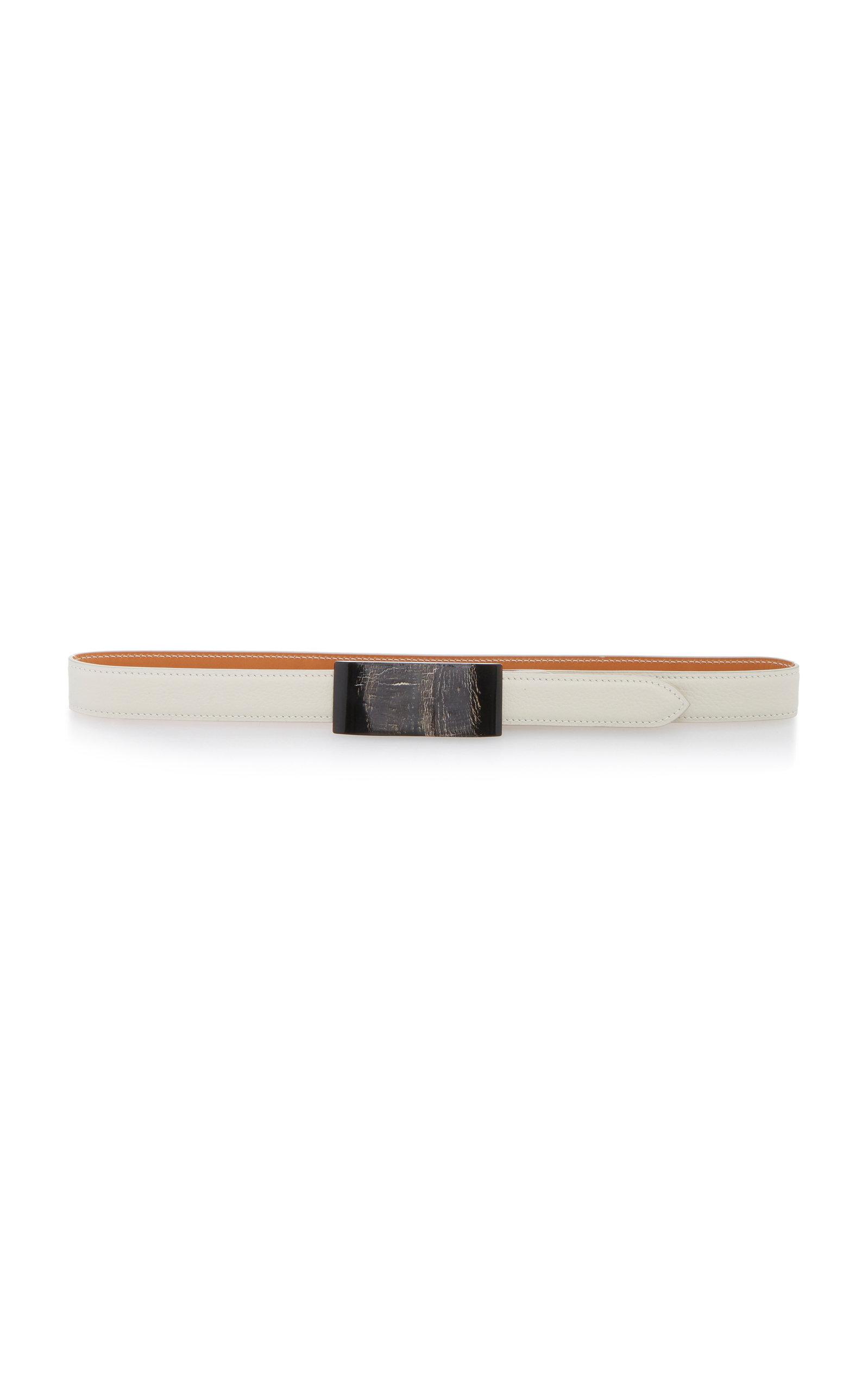 Maison Vaincourt | Maison Vaincourt Leather Belt | Clouty