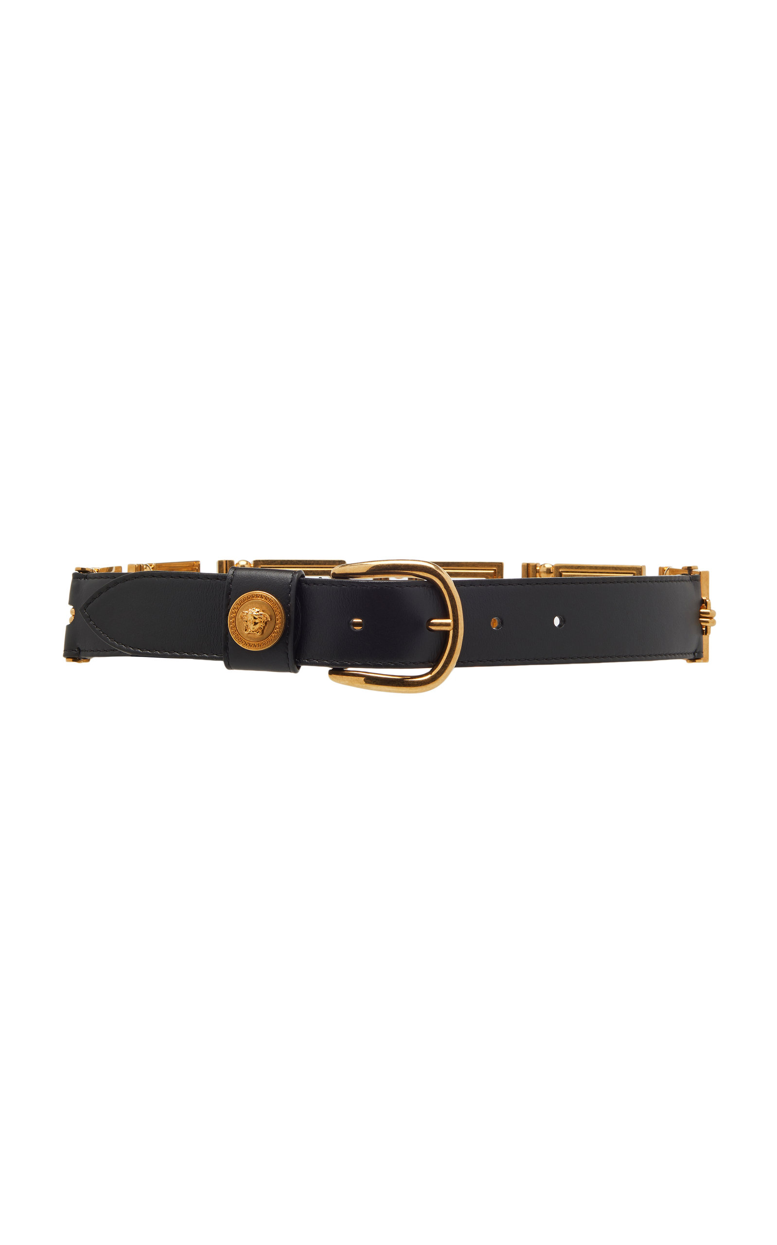 Versace | Versace Leather Belt | Clouty