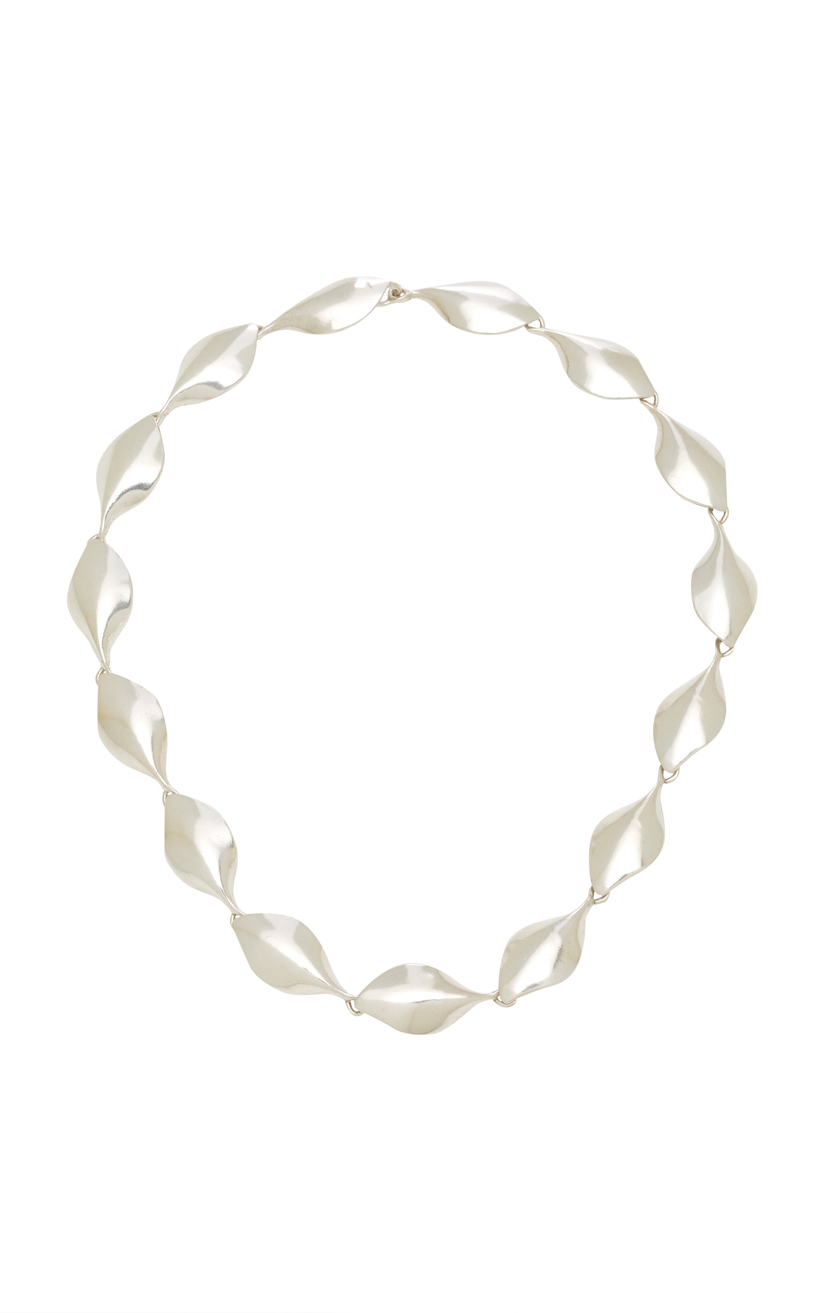 Ariana Boussard-Reifel | Ariana Boussard-Reifel Milica Sterling Silver Necklace | Clouty
