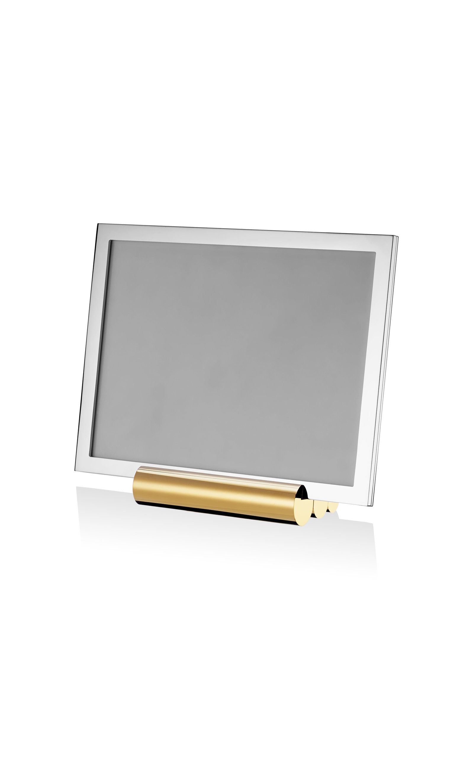 Puiforcat | Puiforcat Silver And Gold-Plated Picture Frame | Clouty