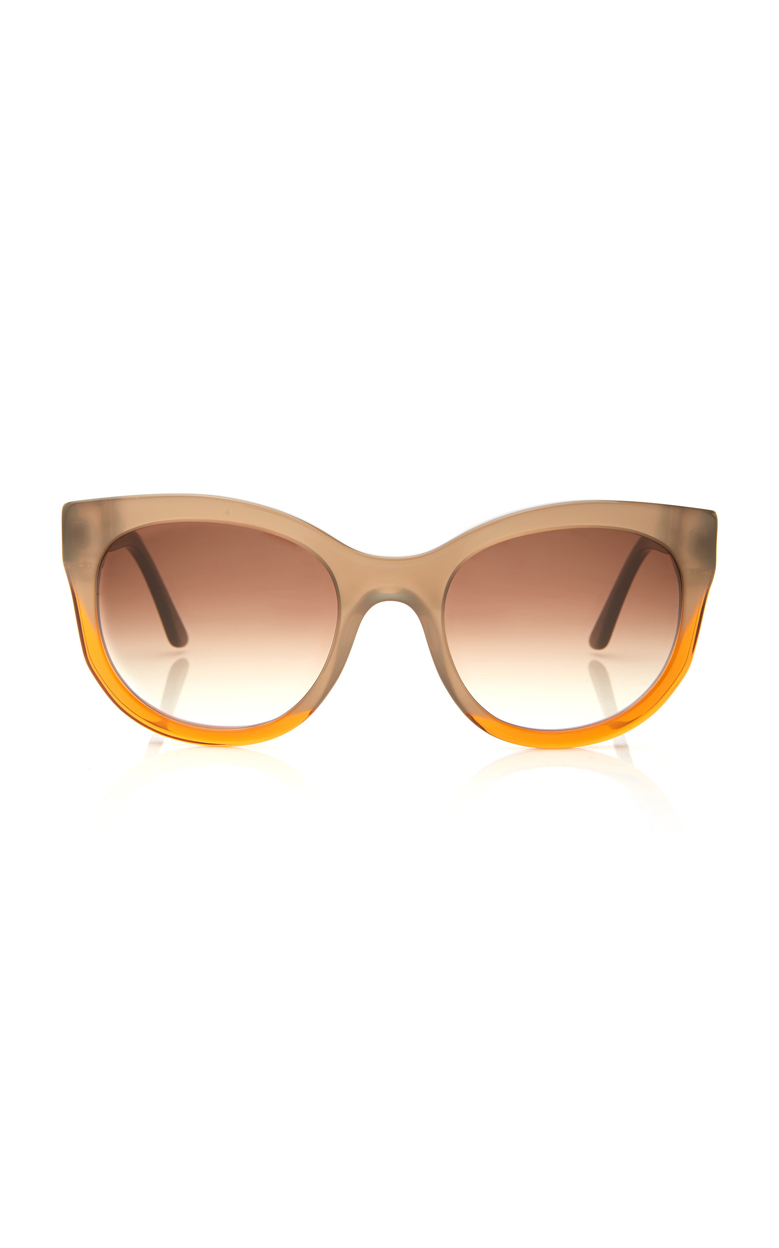 Thierry Lasry | Thierry Lasry Party Acetate Round-Frame Sunglasses | Clouty