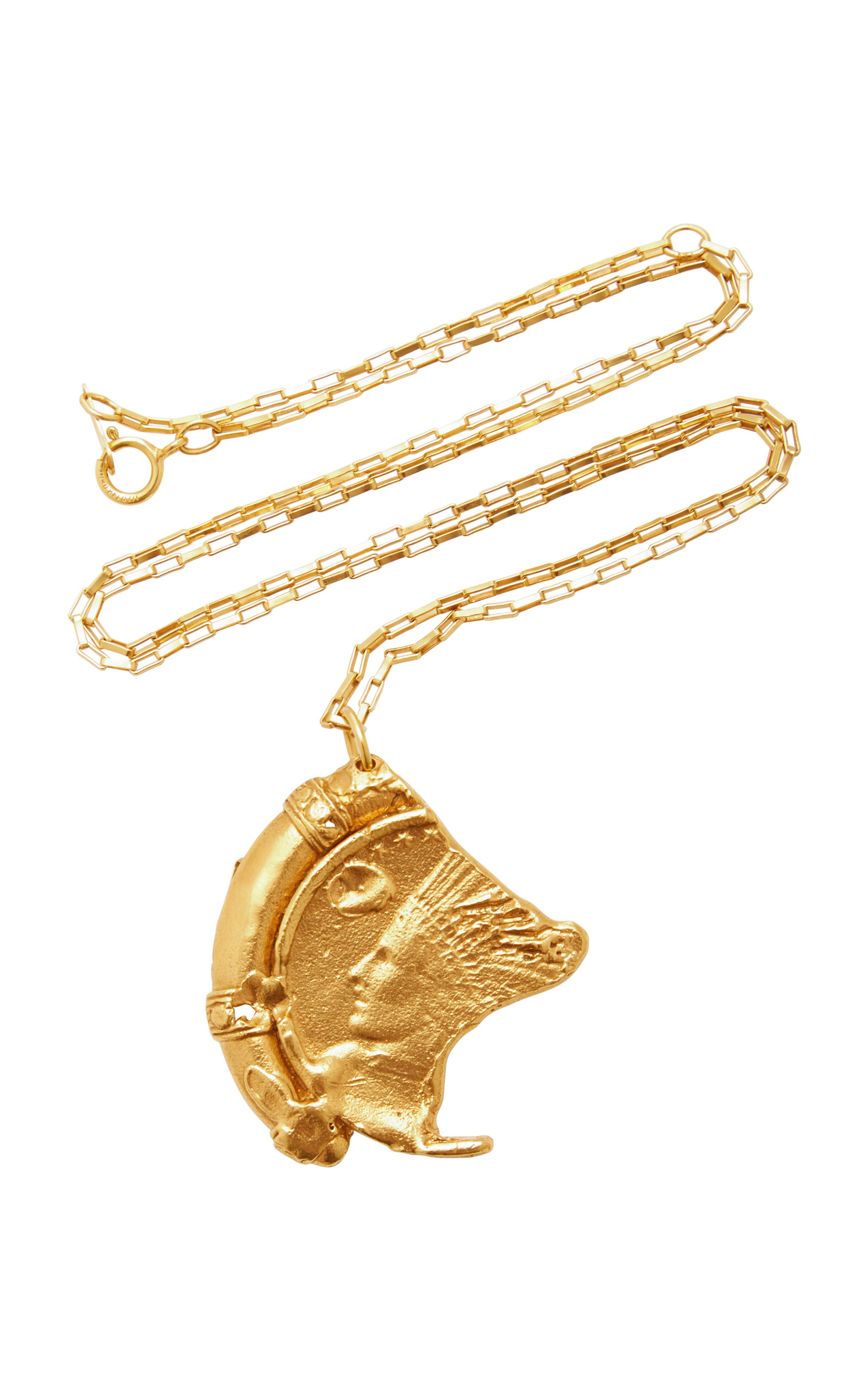 Alighieri | Alighieri 24K Gold-Plated Necklace | Clouty