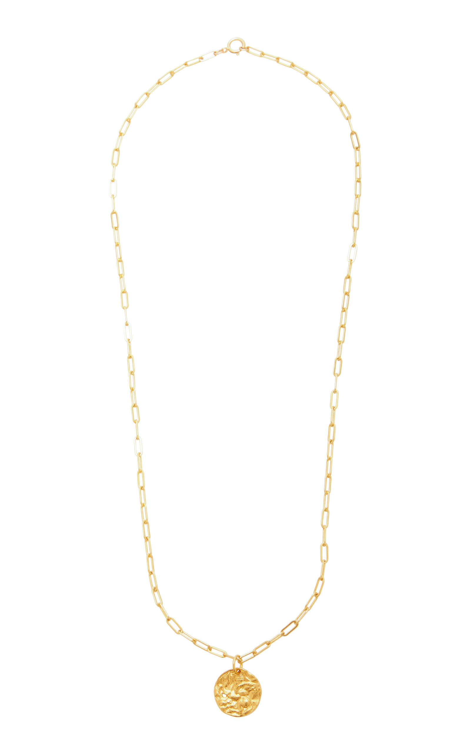 Alighieri | Alighieri 24K Gold-Plated Necklace | Clouty