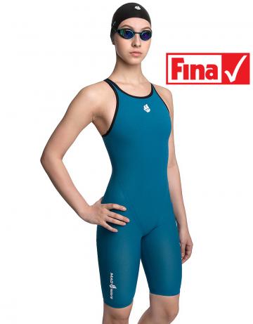Mad Wave   Женский гидрокостюм для плавания Forceshell Women full back   Clouty