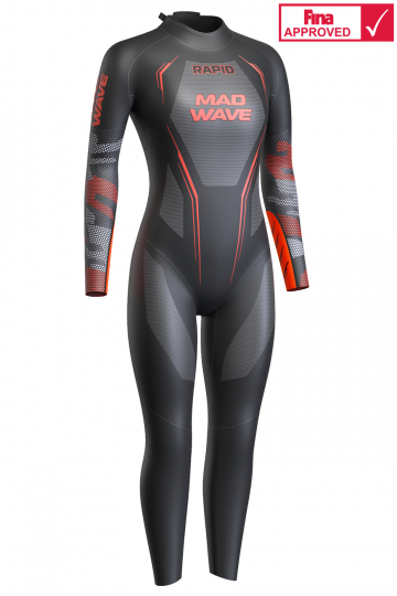 Mad Wave   Women Wetsuit RAPID   Clouty
