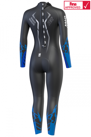 Mad Wave   Women Wetsuit JET   Clouty