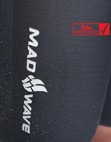 Mad Wave | Женский гидрокостюм для плавания Carbshell Women full back | Clouty