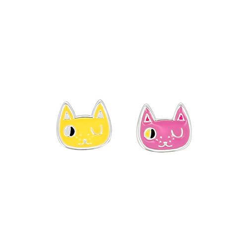 Miss Pinky | Набор значков для шнурков MISS PINKY 2 шт | Clouty