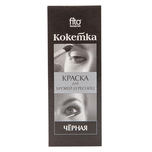 Купить краску для бровей и ресниц Кокетка в Интернет-магазине Фитокосметик, Лучшие цены 62