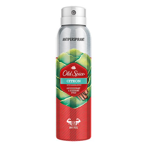 Old Spice | Део-спрей муж. OLD SPICE CITRON 150 мл | Clouty