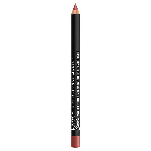 NYX Professional Makeup   Карандаш для губ NYX PROFESSIONAL MAKEUP SUEDE MATTE LIP LINER тон 31   Clouty