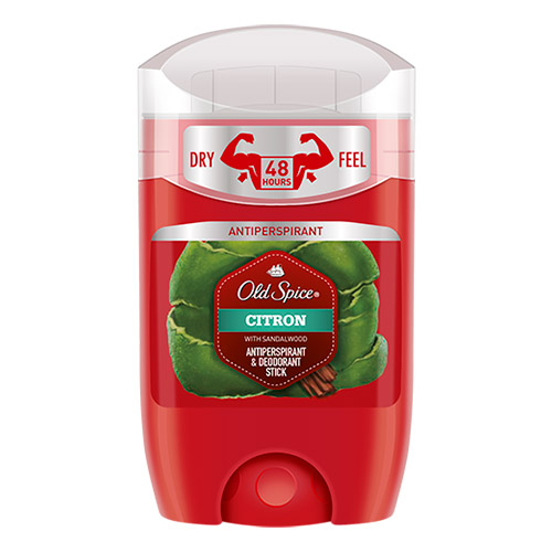Old Spice | Део-стик муж. OLD SPICE CITRON 50 мл | Clouty