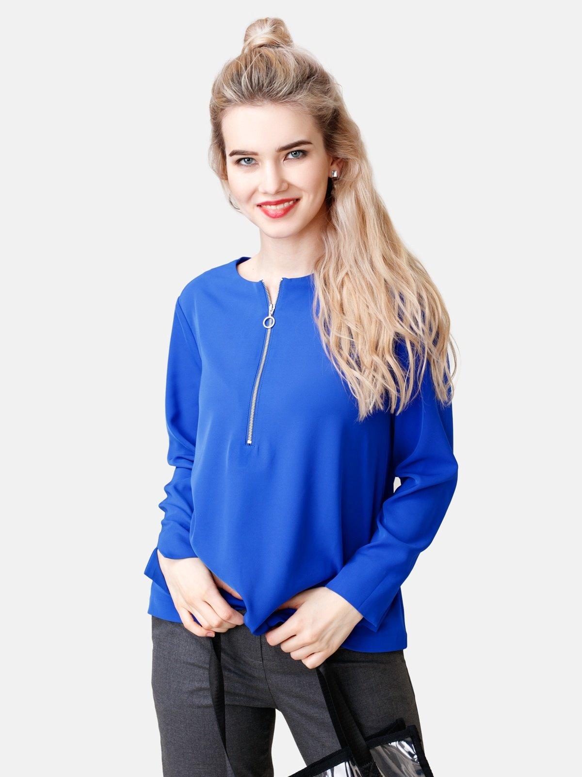 Pompa | синий Блуза | Clouty