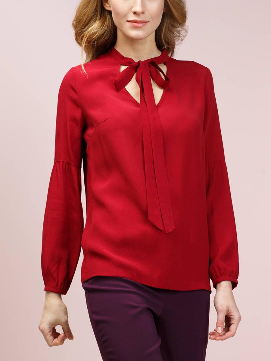 Pompa | красный Блуза | Clouty