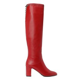 Ninalilou | красный Женские красные сапоги Ninalilou | Clouty