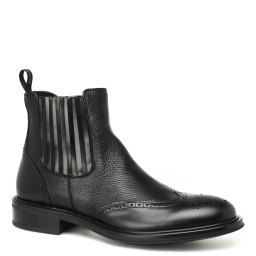 Dino Bigioni | черный Мужские черные ботинки Dino Bigioni | Clouty