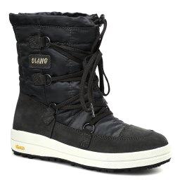 Olang | темно-серый Женские темно-серые ботинки Olang | Clouty