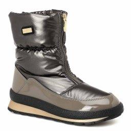 Jog Dog   коричнево-серый Женские ботинки Jog Dog   Clouty