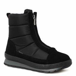 Jog Dog | черный Женские черные ботинки Jog Dog | Clouty