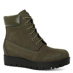 Rendez-Vous By Massimo Santini | зеленый Женские зеленые ботинки Rendez-Vous By Massimo Santini | Clouty