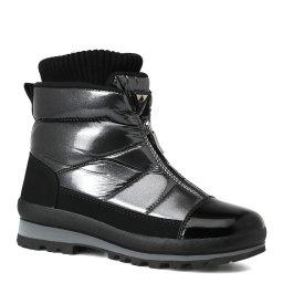 Jog Dog | темно-серый Женские темно-серые ботинки Jog Dog | Clouty