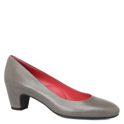 Pas De Rouge | серый Женские серые туфли Pas De Rouge | Clouty