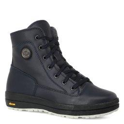 Olang | темно-синий Женские темно-синие ботинки Olang | Clouty