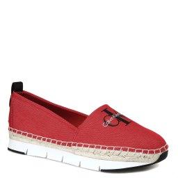 Calvin Klein Jeans   красный Женские красные эспадрильи Calvin Klein Jeans   Clouty
