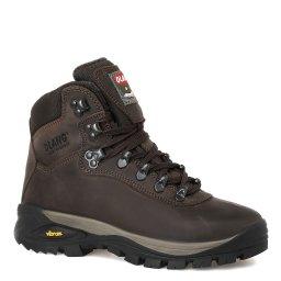 Olang | темно-коричневый Женские темно-коричневые ботинки Olang | Clouty