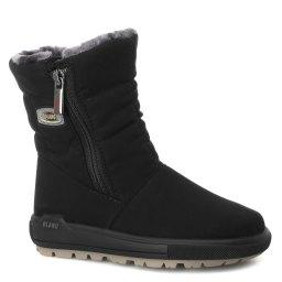 Olang | черный Черные ботинки Olang для девочек | Clouty