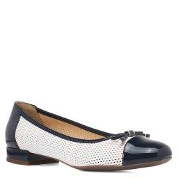 Geox | белый Белые туфли Geox | Clouty