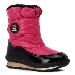 Jog Dog | розовый Розовые ботинки Jog Dog для девочек | Clouty
