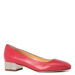 Nando Muzi   красно-розовый Туфли Nando Muzi   Clouty