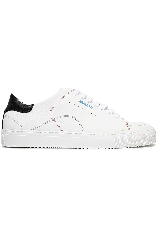 AXEL ARIGATO | Axel Arigato Woman Two-tone Leather Sneakers White | Clouty