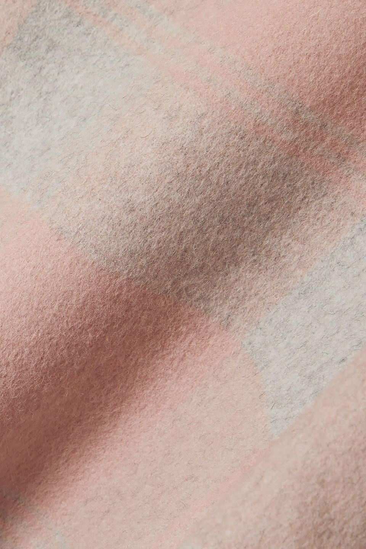 By Malene Birger | By Malene Birger Woman Carolas Wool-blend Felt Coat Blush | Clouty