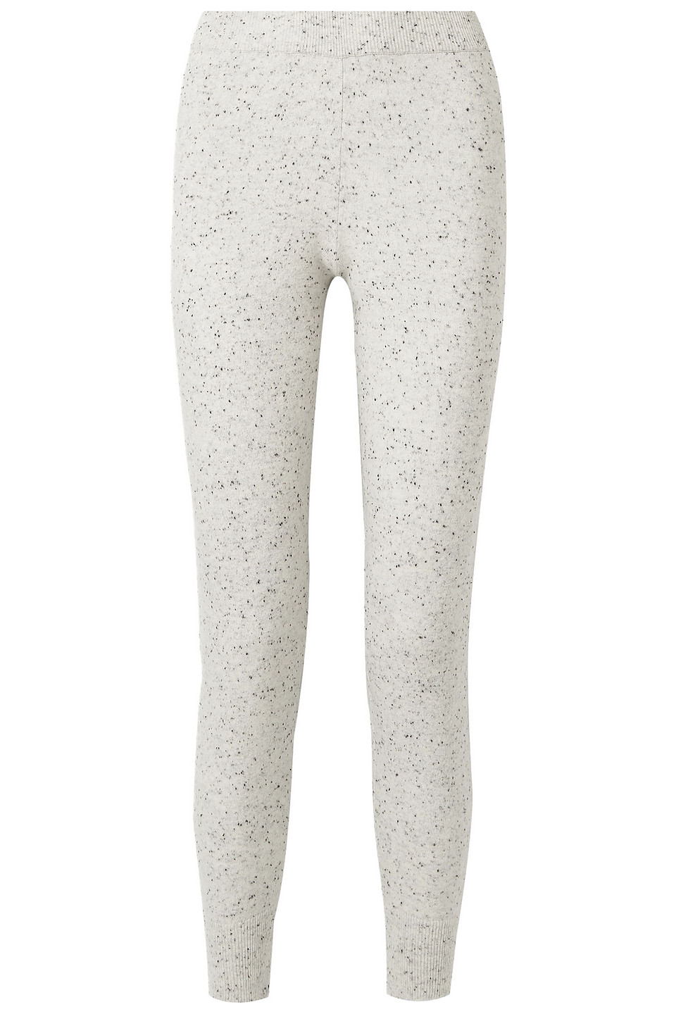 ATM | Atm Anthony Thomas Melillo Woman Wool And Cashmere-blend Track Pants Gray | Clouty