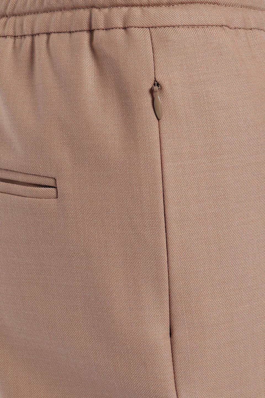 JOSEPH | Joseph Woman Twill Tapered Pants Camel | Clouty