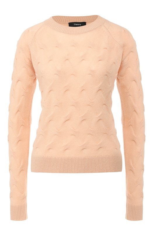 Theory | Оранжевый Кашемировый пуловер Theory | Clouty