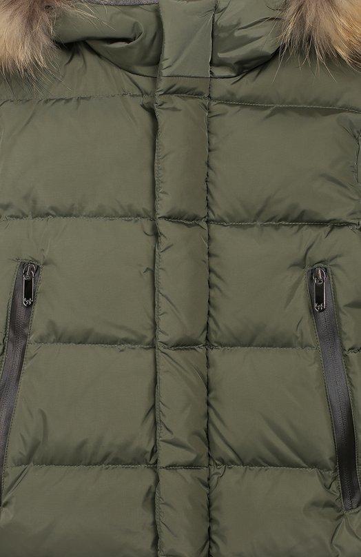 Il Gufo | Хаки Куртка Il Gufo | Clouty