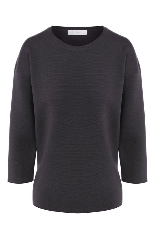 Cruciani   Темно-серый Шерстяной пуловер Cruciani   Clouty