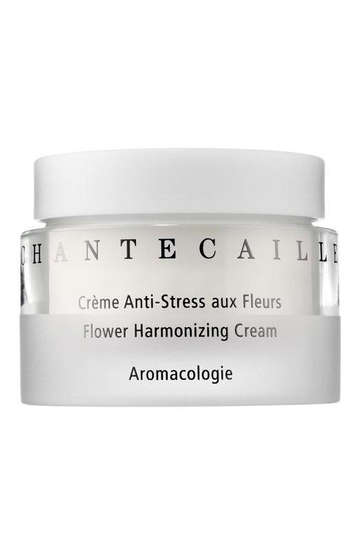 Chantecaille | Бесцветный Восстанавливающий крем антистресс для лица с цветочными экстрактами Flower Harmonizing Cream Chantecaille | Clouty