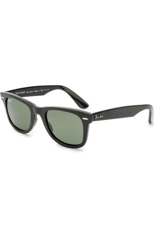 f1471d0acc18 Ray Ban   Черный Солнцезащитные очки Ray-Ban   Clouty ...