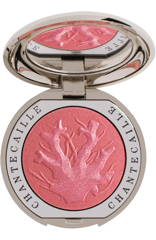Chantecaille | Бесцветный Румяна Philanthropy Cheek Color, оттенок Laughter + Coral Chantecaille | Clouty