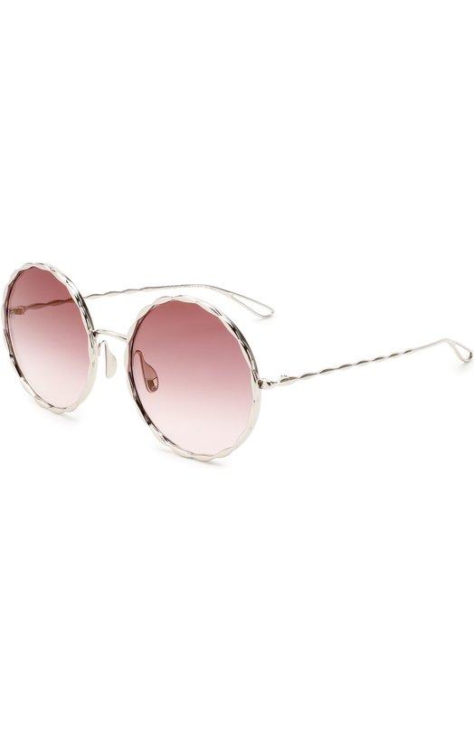 Elie Saab | Серебряный Солнцезащитные очки Elie Saab | Clouty