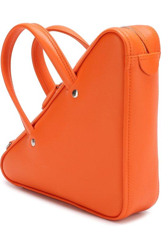 Balenciaga | Оранжевый Сумка Triangle Duffle XS Balenciaga | Clouty
