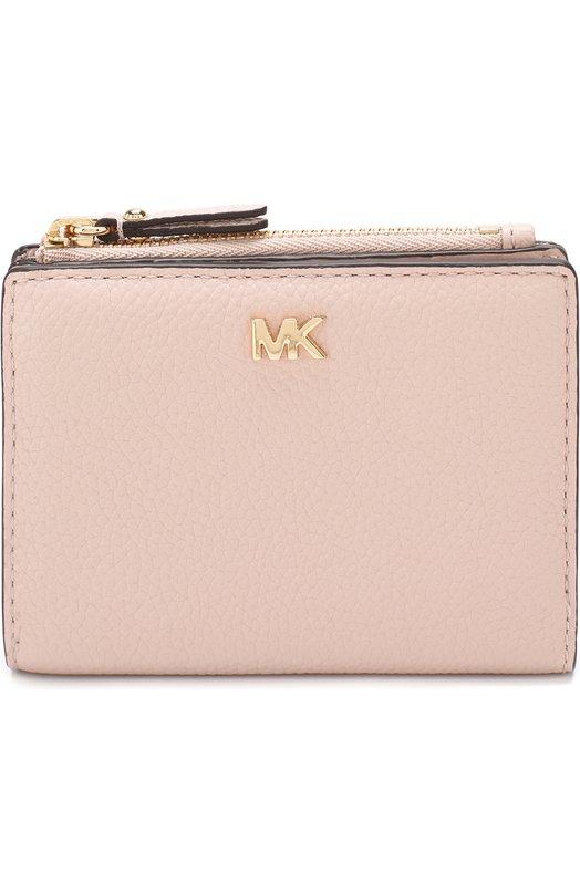 3897a01806d5 Michael Michael Kors | Светло-розовый Кожаный кошелек MICHAEL Michael Kors  | Clouty ...
