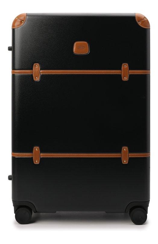 Bric's | Черный Чемодан Bellagio на колесах Bric`s | Clouty