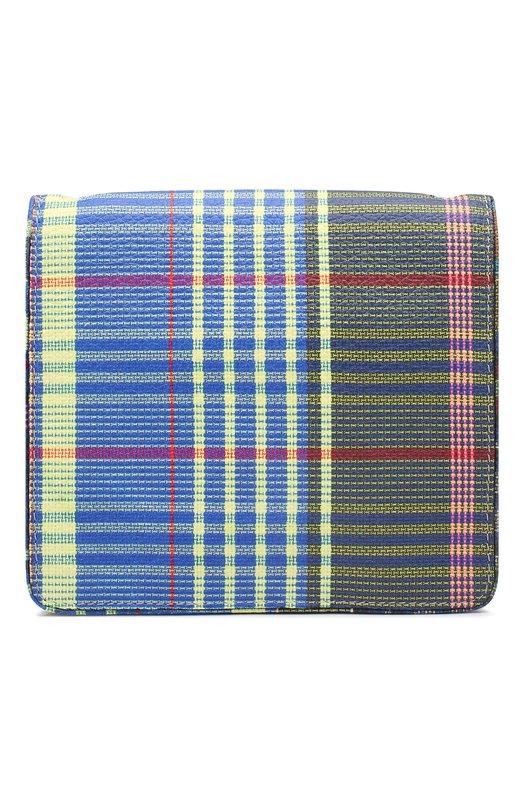 Dries Van Noten | Разноцветный Комбинированная сумка Dries Van Noten | Clouty